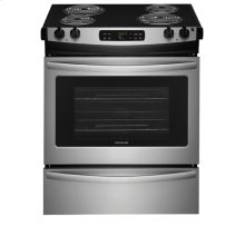 Frigidaire 30'' Slide-In Electric Range