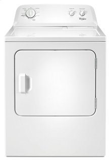 7.0 cu. ft. Top Load Paired Dryer with the Wrinkle Shield option