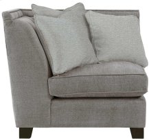 Franco Corner Chair in Mocha (751)