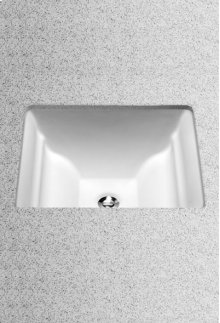 Cotton Aimes® Undercounter Lavatory, with SanaGloss