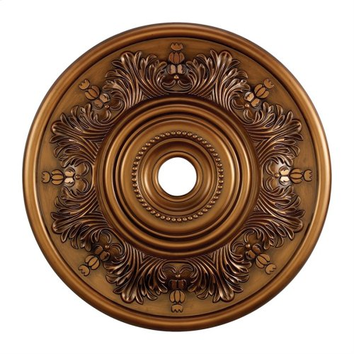 Lauderdale Medallion 30 Inch in Antique Bronze Finish