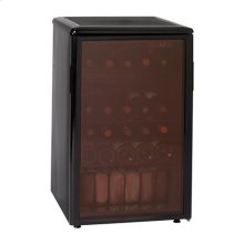 96-Can or 35-Wine Bottle Capacity Beverage Center
