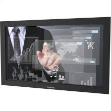 32 Pro Series Outdoor Digital Signage Full Sun and Active Areas Touch Screen Landscape Orientation - DS-3211MTL-BL