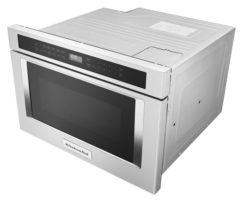 Kmbd104gss Kitchenaid 24 Quot Under Counter Microwave Oven