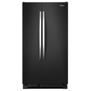 Whirlpool36-inch Wide Side-by-Side Refrigerator with Greater Capacity - 25 cu. ft.