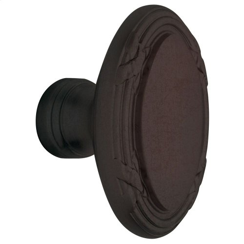 Distressed Oil-Rubbed Bronze 5031 Estate Knob