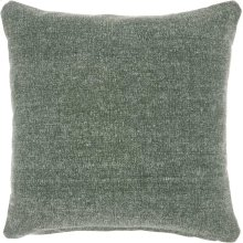 "Life Styles Gt626 Green 18"" X 18"" Throw Pillows"