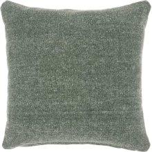 "Life Styles Gt626 Green 18"" X 18"" Throw Pillows"