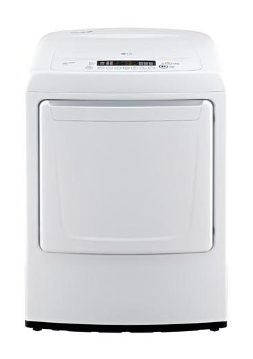 ultra large capacity top load dryer with distinct and modern front control design electric
