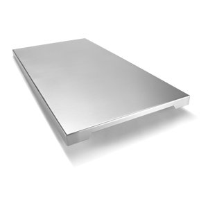 Stainless Steel Griddle/Grill Cover -