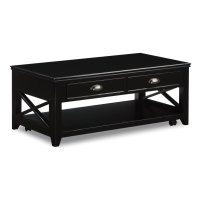 Camden Rectangular Coffee Table with Casters Product Image