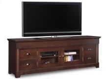 "Hudson Valley 84"" HDTV Cabinet"