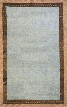Desert Gabbeh Dg-01 Slate - 2.0 x 3.0