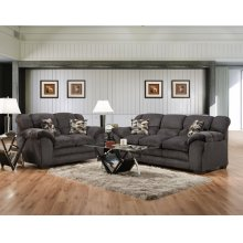 Osaka Charcoal Living Room Set