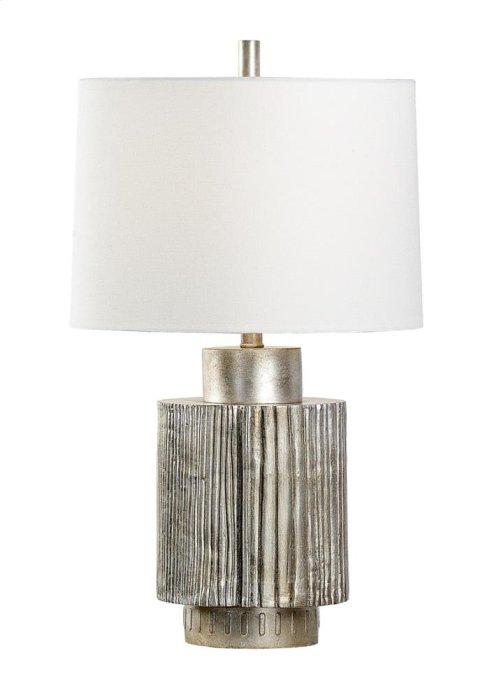 Adagio Lamp - Silver
