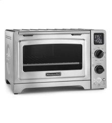 """KitchenAid® 12"""" Convection Countertop Oven - Stainless Steel"""