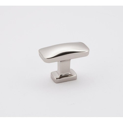 "CLOUD 1 1/2"" KNOB A252-38 - Polished Nickel"