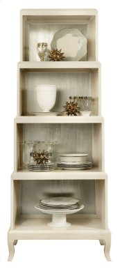 Salon Etagere in Salon Alabaster (341)
