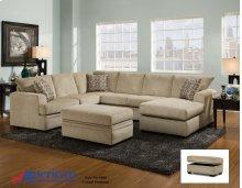 6800 - Cornell Platinum 2-Piece Sectional