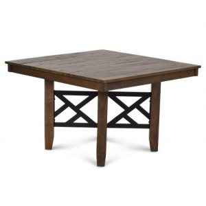 Steve Silver Co.Mayla 46.5 inch Square Dining Table