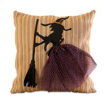 Wicked Witch Pillow