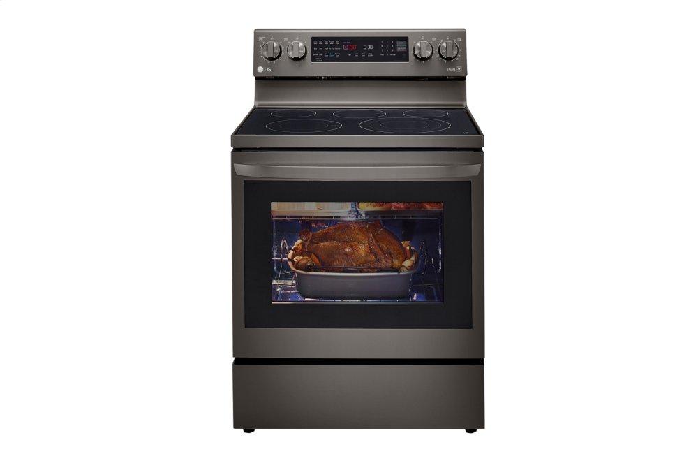 LG Appliances Ranges