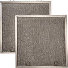 Non-Duct Charcoal Replacement Filter for use with Select Broan Range Hoods