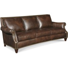 Bradington Young Bates Stationary Sofa 8-Way Tie 568-95