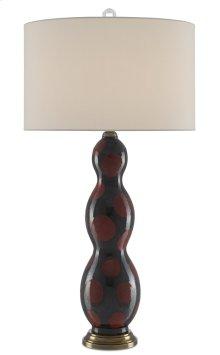 Yoshis Black Table Lamp