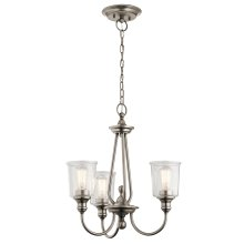 Waverly Collection Waverly 3 Light Chandelier CLP