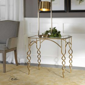 Lora End Table