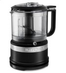 3.5 Cup Mini Food Processor - Black Matte Product Image