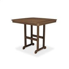"Teak Nautical 44"" Counter Table"