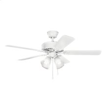 "Renew Premier Collection 50"" Renew Premier Ceiling Fan MWH"