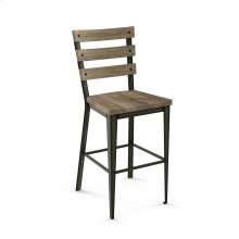 Dexter Non Swivel Stool (wood)