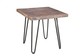 Portland End Table, SB-GM-2
