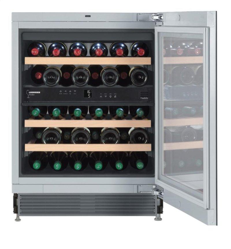 """wugb3400 inliebherr in canton, ct - 24"""" under-worktop wine"""