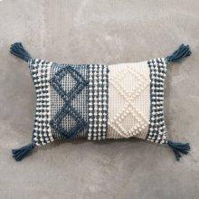 Teal Joslin Pillow - Small
