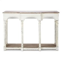 Puteri Wooden Console Table