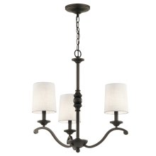 Versailles Collection Versailles 3 Light Chandelier OZ