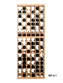 Apex 6' Full Height Modular Wine Rack