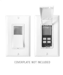 Hardwired Programmable Timer - White