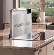 "Cattura Downdraft Ventilator - 30"" Stainless Steel"