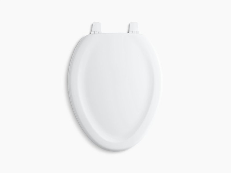 Miraculous K46470 In White By Kohler In Atlanta Ga White Elongated Machost Co Dining Chair Design Ideas Machostcouk