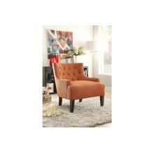 Accent Chair, Orange