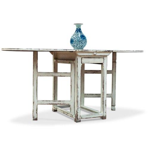 Charlie's Woodenhinge Dropleaf Table