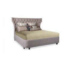 Classics King Upholstered Platform Bed