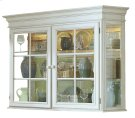 Pine Island Hutch - Old White Product Image