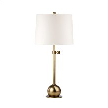 Table Lamp - Vintage Brass