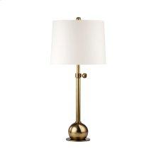Table Lamp - VINTAGE BRASS